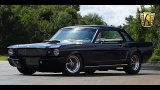 1966 Ford Mustang R-code Tribute Gateway Classic Cars Orlando #605
