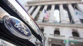 Ford Motor Company Visits the NYSE
