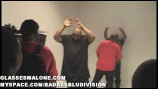 Haters-glasses Malone Lil Wayne Baby Video Shoot