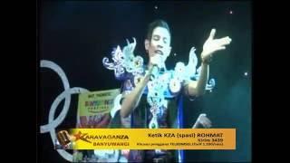 ROHMAT - I LOVE BANYUWANGI  ( WANDRA COVER )