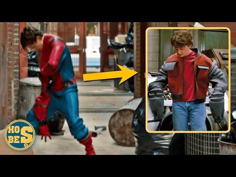 En Müthiş 5 Spiderman Homecoming Detay ve Göndermesi