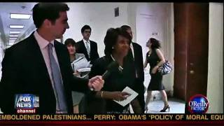 Jesse Watters confronts Maxine Waters