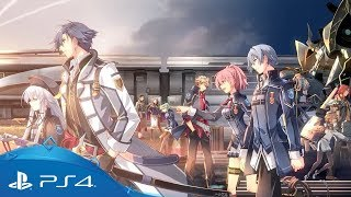 The Legend of Heroes: Trails of Cold Steel III | Class VII Begins Anew Trailer | PS4