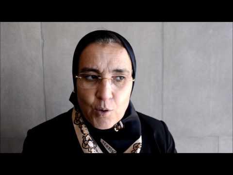 iKNOW Politics Interview with Khadija Zoumi (Arabic)