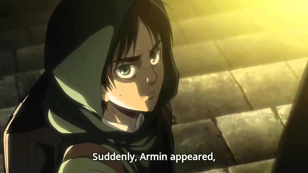Attack on Titan Episode 23 HQ English Subbed [LINK IN DESCRIPTION]