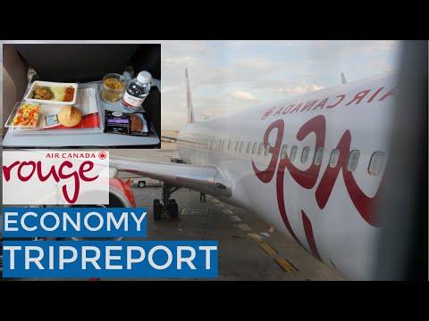 TRIPREPORT (Medical Emergency)   Budapest To Toronto   Air Canada Rouge   767-35H(ER) (C-GHLK)