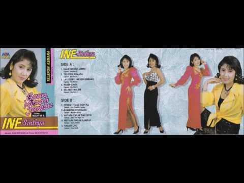 Gaun Merah Jambu / Ine Sinthya (original Full)