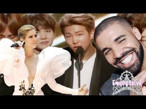 Top Moments of the Billboard Music Awards 2017 (Drake, BTS, Nicki Minaj, Celine Dion, etc.)