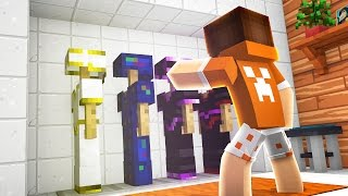 Minecraft: ESCOLHA - ARMADURAS DO ORE SPAWN  ‹ Ine ›