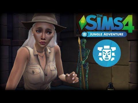 🌴The Sims 4 - PRZYGODA W DŻUNGLI z Viri ( Prywatny save )