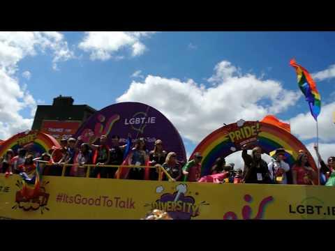 Dublin LGBTQ PRIDE 2017