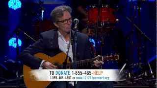 """Eric Clapton - """"Nobody Knows You When You're Down and Out"""" (Live 2012)"""