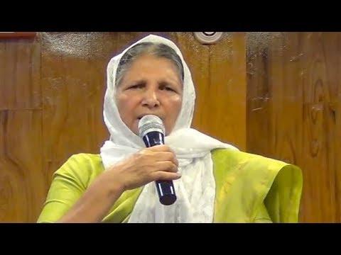 Testimony - Sis. Shanthakumari (Former Hindu) [Malayalam Christian Testimony]