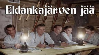 Eldankajärven jää [Finnish Continuation War Song] [English and Finnish lyrics]