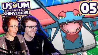 DON'T LET THEM IN! - Pokemon USUM Shinylocke Versus! Episode 5