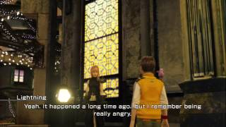 Lightning Returns: FF-XIII - Stolen Things (Side Quest): Pickett Father