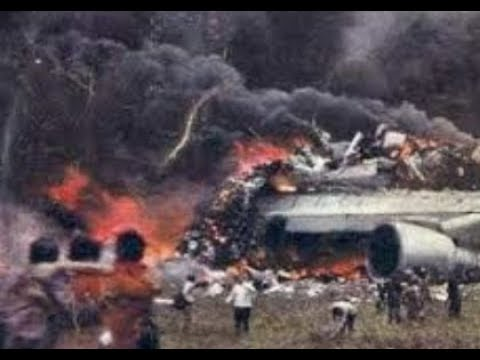 """Breaking """"Military Plane Crashes In Middle East 257 Dead In Algeria"""""""
