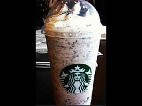 Starbucks Oreo Frappuccino Recipe