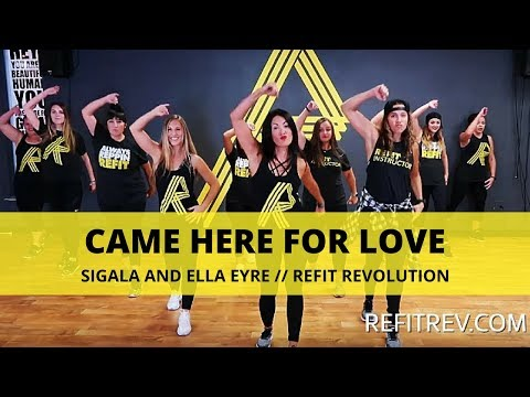 """Came Here For Love"" 