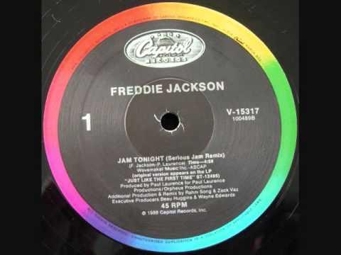Freddie Jackson - Jam Tonight (12