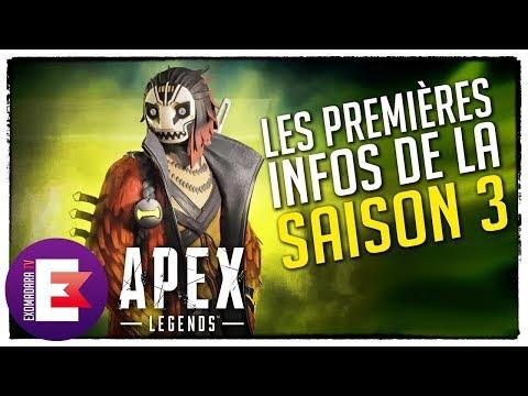 MISE À JOUR SAISON 3 : LES PREMIÈRES INFOS | Apex Legends Saison 3