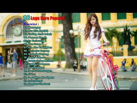 Lagu Karo Terbaru 2019 - 2018 | Lagu Pop Karo Top Populer Sepanjang Masa