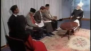 Rencontre Avec Les Francophones 29 décembre 1997 Question Réponse Islam Ahmadiyya