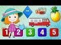 Download 50 MIN pentru Copii Mici | Colaj Desene pentru Copii de Grădiniță și Bebeluși