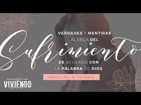Verdades y mentiras acerca del sufrimiento - Odette vda de Carranza
