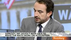 Carlyle's Sarkozy Discusses Fund Strategy, BankUnited: Video