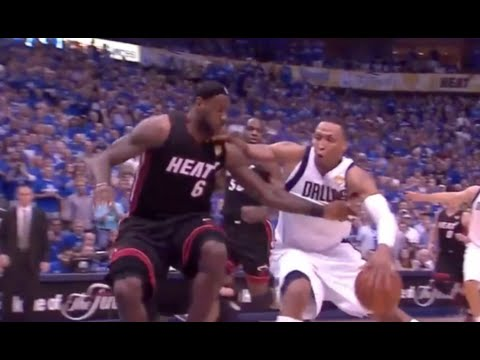 Shawn Marion Exposes LeBron's Overrated Defense - 2011 NBA Finals