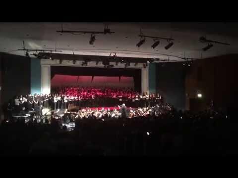 Edward R Murrow High School/ spring concert 2016
