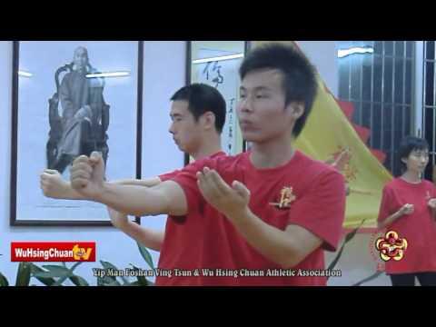 Foshan Ving Tsun GM Lun Kai School (Guangdong Province / China)