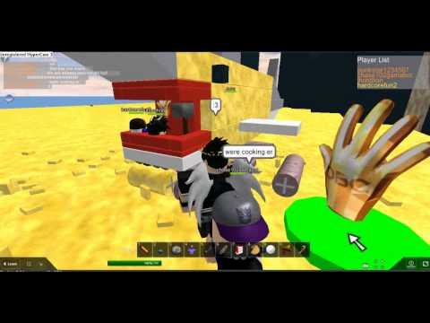 ROBLOX Bloopers: Dah crew on an island