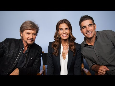 Days of Our Lives 2015! Kristian Alfonso! Galen Gering! TCA!