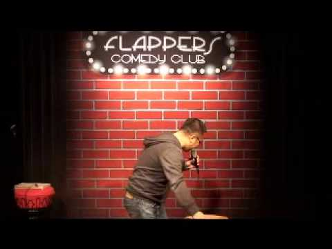 Comedian Robert Tran Discusses Racism At Flappers