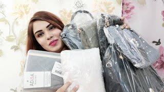 Amazon bags haul under 500 amazon bags haul Affordable bags online online shopping review afsha