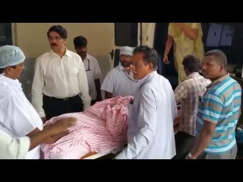 Dr Joshua Daniel (LEFI Chennai) Took Comfort in His God on 18th Oct 2014