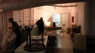 Dallas Life Homeless Shelter Woman's Dorm Makeover