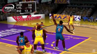 NBA ShootOut 2002 PS1 Gameplay HD