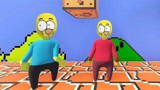 KRAL ŞAKİR KOMİK OYUN PARKURU - Kral Şakir Super Mario Oynuyor