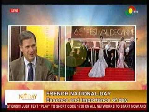 NewDay - Discussing the essence and importance of french national day -14/7/2015