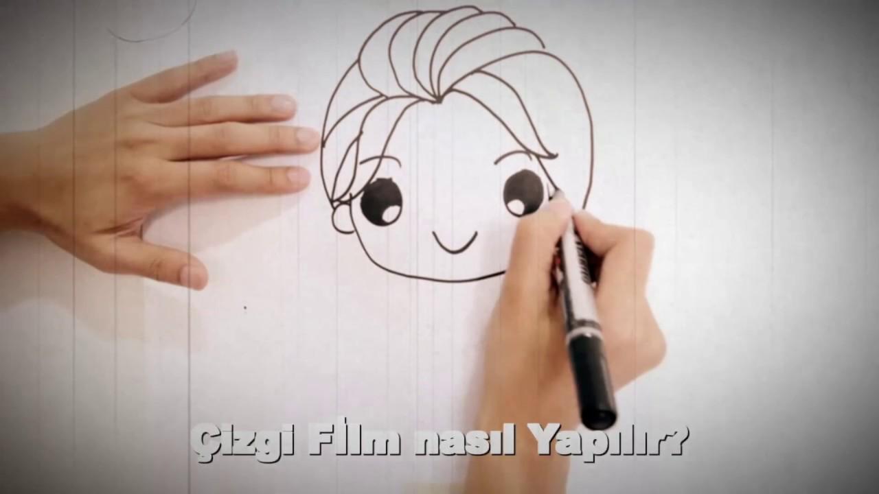 çizgi Film Nasıl Yapılır Türkçe Seslendirme Youtube