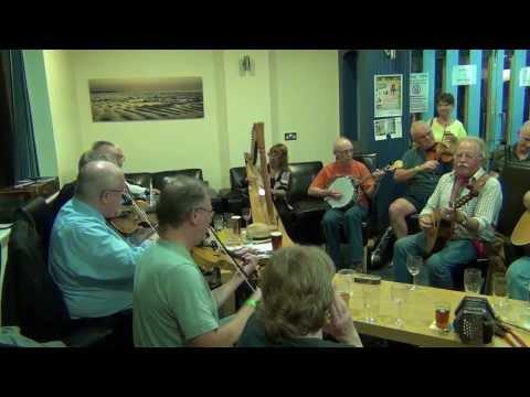 Sessions@41st Fylde Folk Festival 2013