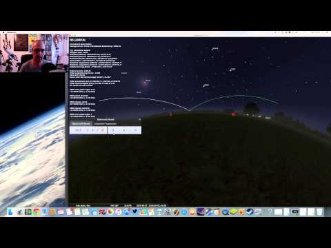 Teleskop + Kamera mit Stellarium Software steuern (PC, Linux, Mac