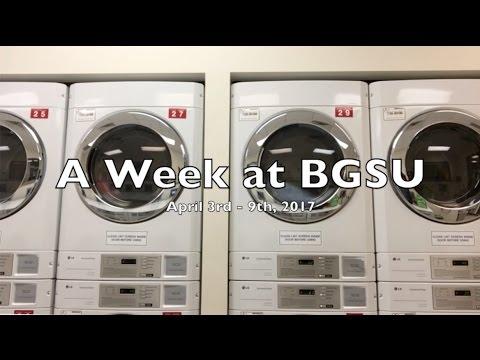 A Week at BGSU! (Brian Andrus Vlog)