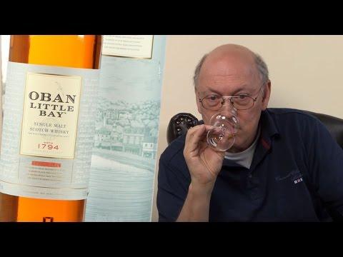 Whisky Verkostung: Oban Little Bay