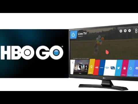Hbo Go na Smart tv lg