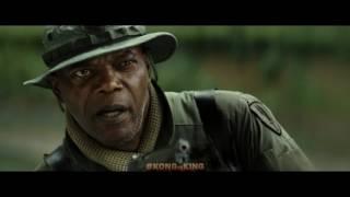 Samuel L. Jackson - Kong: Skull Island (2017) - TV Spot: Breath