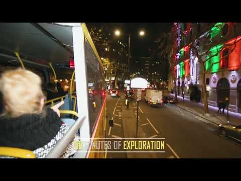 See London By Night Bus Tour - Video